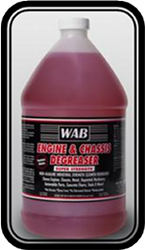 ENGINE & CHASSIS DEGREASER 5 Gallon