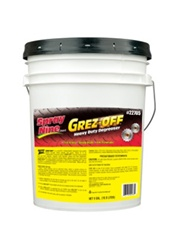 Grez-Off Heavy Duty Degreaser 5gal.